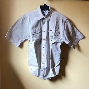 Men's new Carhartt shirt size small
